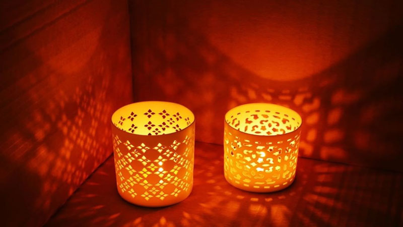 How To Make Lamp Shades At Home With Paper