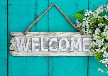 Welcome Signs for Home