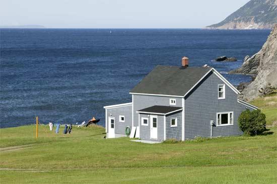 Breton Island
