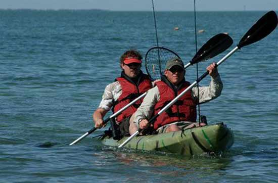 Lifetime Sports Fisher Tandem