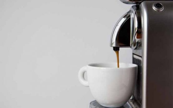 How to make Coffee with Nespresso Machine