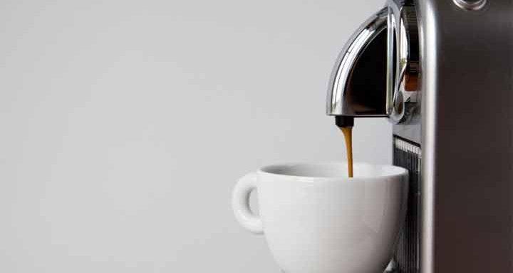 How to make Coffee with Nespresso Machine