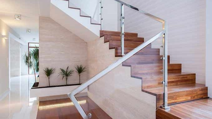 How to Install Glass Railing on Stairs