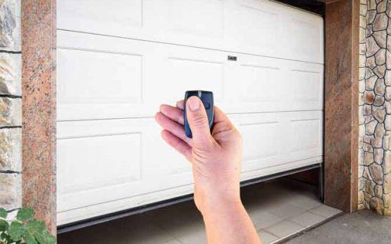 Garage Door Makes Banging Noise When Opening