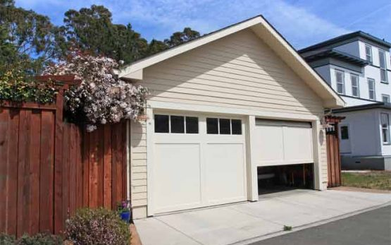 How to Balance a Garage Door with Side Springs