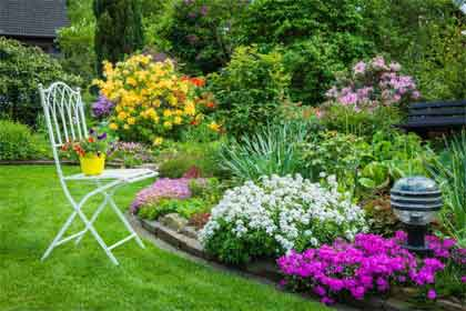 Building the house for your gardening friends