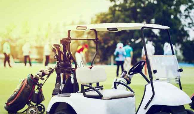 6 Things to Consider Before Painting Your Golf Cart